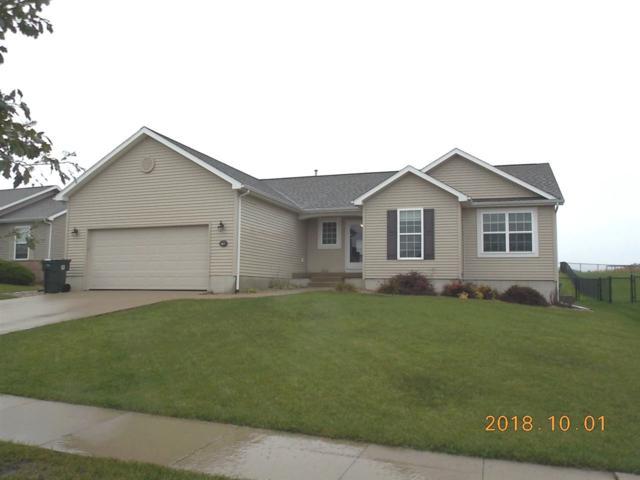1708 Quail Run Lane, Cedar Falls, IA 50613 (MLS #20185293) :: Amy Wienands Real Estate