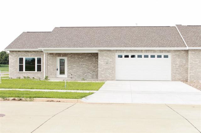 300 Bowers Avenue, Laporte City, IA 50651 (MLS #20185299) :: Amy Wienands Real Estate