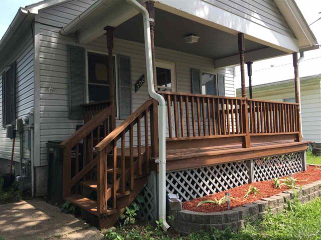502 1st Street, Laporte City, IA 50651 (MLS #20185327) :: Amy Wienands Real Estate
