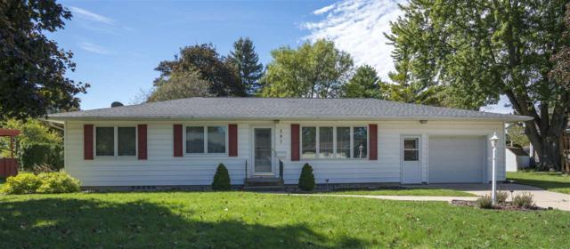 207 Terrace Drive, Hudson, IA 50643 (MLS #20185370) :: Amy Wienands Real Estate