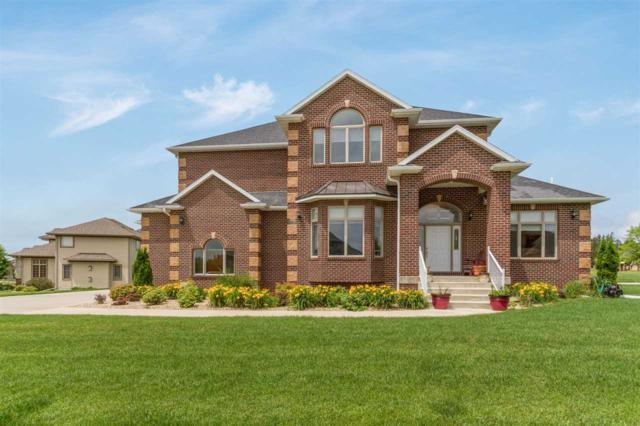 4212 Wynnewood Drive, Cedar Falls, IA 50613 (MLS #20185387) :: Amy Wienands Real Estate