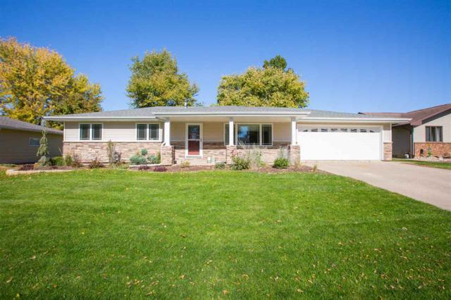 1505 Cantebury Circle, Grundy Center, IA 50638 (MLS #20185595) :: Amy Wienands Real Estate