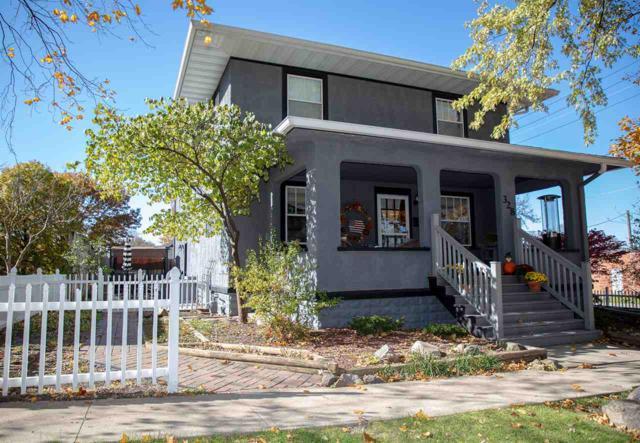 328 Jefferson Street, Hudson, IA 50643 (MLS #20185721) :: Amy Wienands Real Estate