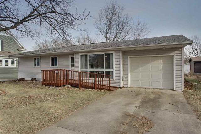 109 N Washington Street, Hudson, IA 50643 (MLS #20186216) :: Amy Wienands Real Estate