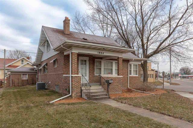 1804 W 4th Street, Waterloo, IA 50701 (MLS #20186319) :: Amy Wienands Real Estate