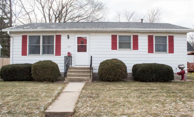 315 SW 4th Avenue, Waverly, IA 50677 (MLS #20186321) :: Amy Wienands Real Estate