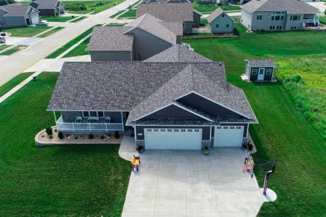 5103 Kara Drive, Cedar Falls, IA 50613 (MLS #20186335) :: Amy Wienands Real Estate