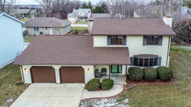 2815 W 3rd, Cedar Falls, IA 50613 (MLS #20186354) :: Amy Wienands Real Estate