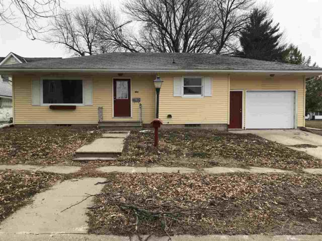 804 2nd Street, Grundy Center, IA 50638 (MLS #20186357) :: Amy Wienands Real Estate