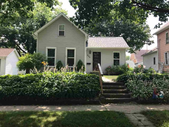 206 Clark Street, Reinbeck, IA 50669 (MLS #20190143) :: Amy Wienands Real Estate