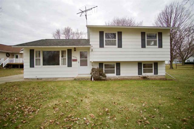 1005 Iowa Street, Laporte City, IA 50651 (MLS #20190226) :: Amy Wienands Real Estate