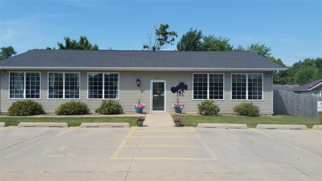 427 Franklin Street, Center Point, IA 52213 (MLS #20190273) :: Amy Wienands Real Estate