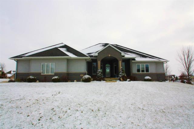 160 Par Drive, Dike, IA 50624 (MLS #20190285) :: Amy Wienands Real Estate