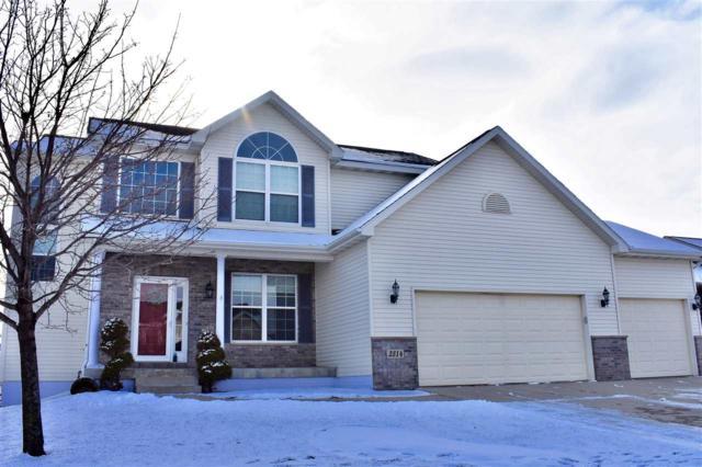2314 Erik Road, Cedar Falls, IA 50613 (MLS #20190312) :: Amy Wienands Real Estate