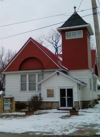 101 & 102 S 3rd Street, Hazleton, IA 50641 (MLS #20190333) :: Amy Wienands Real Estate