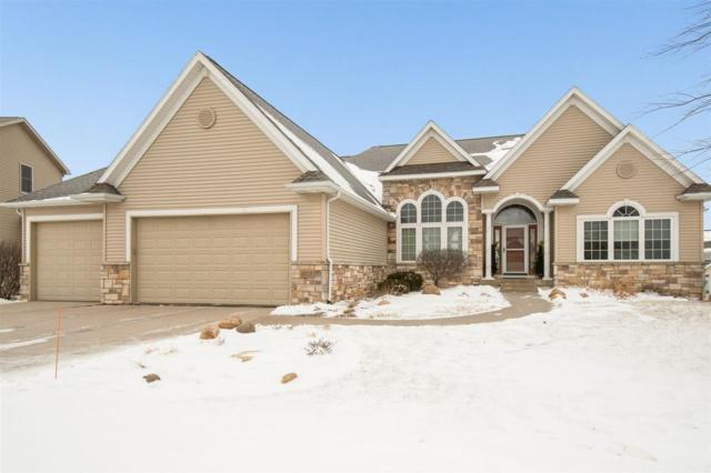 1323 Quail Ridge Road, Cedar Falls, IA 50613 (MLS #20190365) :: Amy Wienands Real Estate