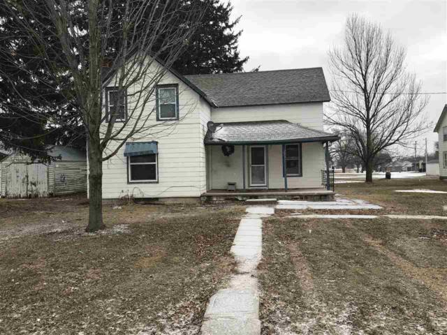 203 Main Street, Grundy Center, IA 50638 (MLS #20190571) :: Amy Wienands Real Estate
