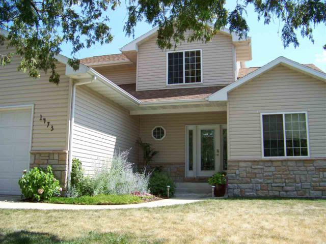 1473 Oakcrest Drive, Waterloo, IA 50701 (MLS #20190637) :: Amy Wienands Real Estate