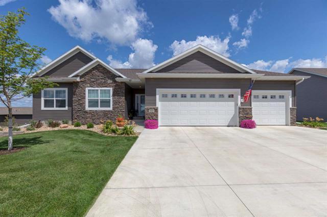 1929 Donald Drive, Cedar Falls, IA 50613 (MLS #20190695) :: Amy Wienands Real Estate