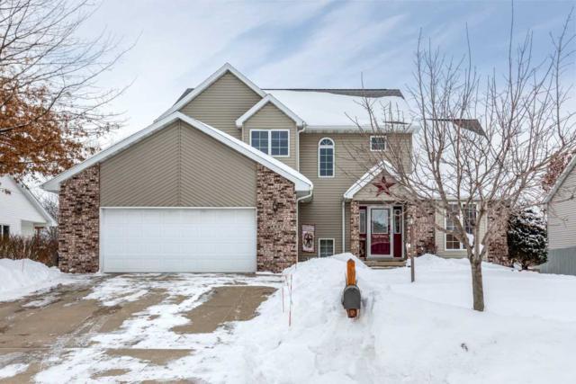 4827 Quesada Avenue, Cedar Falls, IA 50613 (MLS #20190749) :: Amy Wienands Real Estate