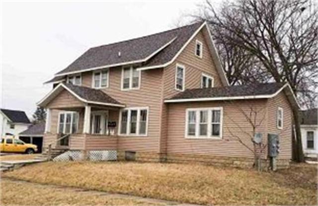 1402 16th Avenue, Eldora, IA 50627 (MLS #20191093) :: Amy Wienands Real Estate