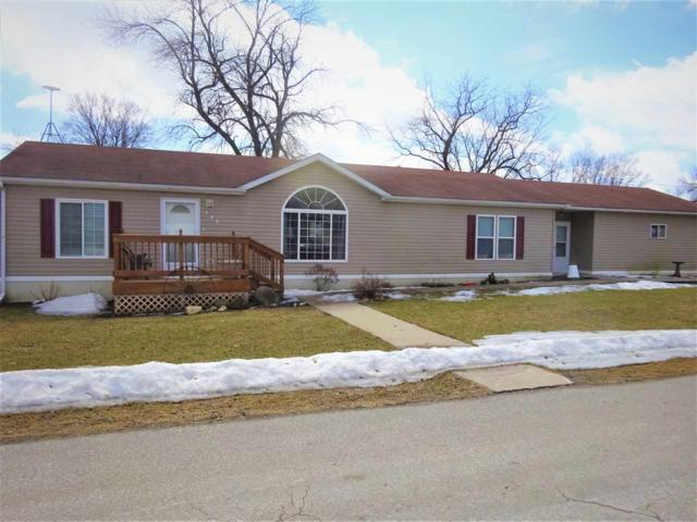 408 Madison Street, Steamboat Rock, IA 50672 (MLS #20191159) :: Amy Wienands Real Estate