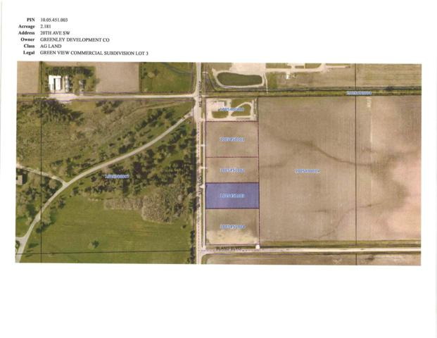 TBD 20th Ave. S.W., Independence, IA 50644 (MLS #20191187) :: Amy Wienands Real Estate