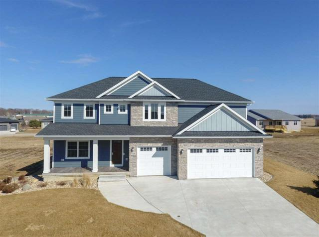 4726 Prairie Dock Road, Cedar Falls, IA 50613 (MLS #20191238) :: Amy Wienands Real Estate