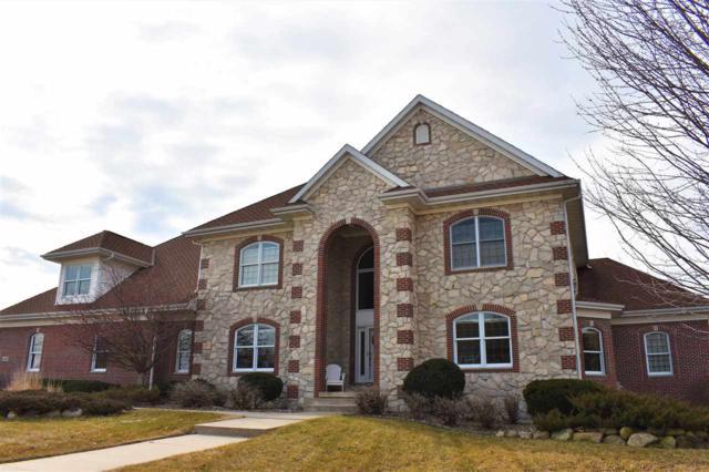 3024 Wellington Drive, Cedar Falls, IA 50613 (MLS #20191293) :: Amy Wienands Real Estate