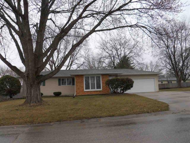 107 Michelle Drive, Hudson, IA 50643 (MLS #20191354) :: Amy Wienands Real Estate