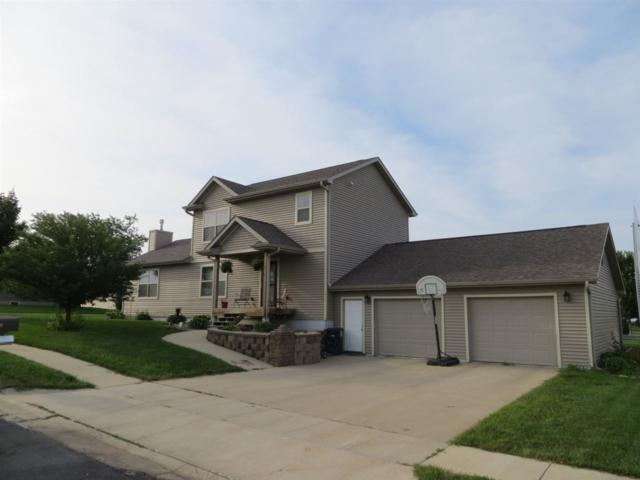 1214 Circle Drive, Parkersburg, IA 50665 (MLS #20191357) :: Amy Wienands Real Estate