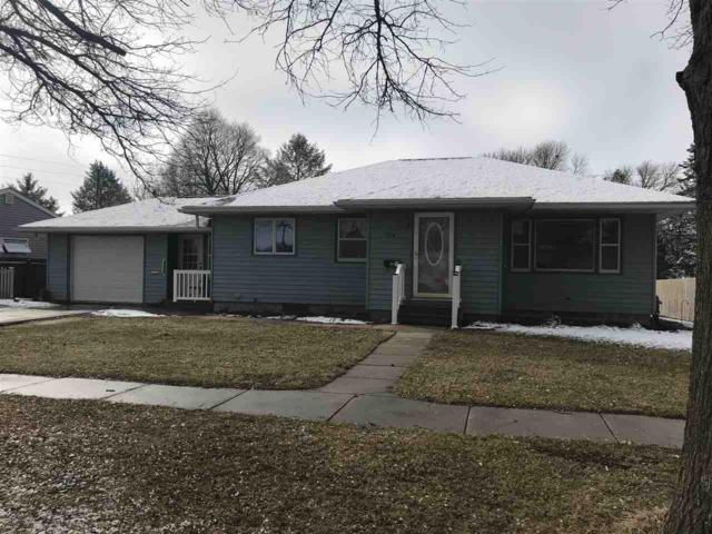 1214 3rd Avenue, Ackley, IA 50601 (MLS #20191461) :: Amy Wienands Real Estate