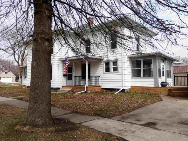 612 Locust Street, Laporte City, IA 50651 (MLS #20191550) :: Amy Wienands Real Estate