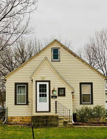 905 6th Street, Grundy Center, IA 50638 (MLS #20191685) :: Amy Wienands Real Estate