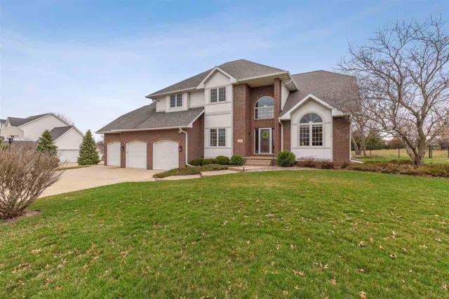 427 Primrose Drive, Hudson, IA 50643 (MLS #20191711) :: Amy Wienands Real Estate