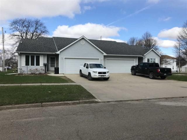 201 & 203 Commercial Street, Reinbeck, IA 50669 (MLS #20191763) :: Amy Wienands Real Estate
