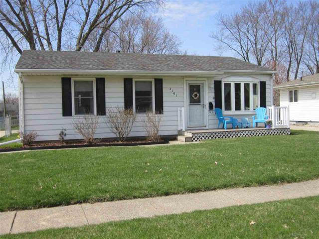 2101 Valley Park Drive Drive, Cedar Falls, IA 50613 (MLS #20191825) :: Amy Wienands Real Estate
