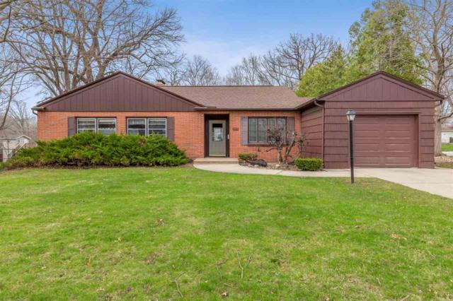 1912 Sunnyside Drive, Cedar Falls, IA 50613 (MLS #20191835) :: Amy Wienands Real Estate