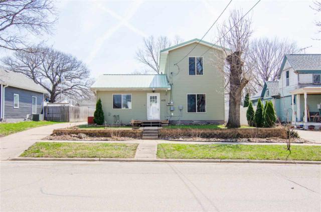 608 Chestnut Street, Laporte City, IA 50651 (MLS #20191860) :: Amy Wienands Real Estate