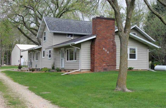 806 SE 12th Street, Waverly, IA 50677 (MLS #20191865) :: Amy Wienands Real Estate