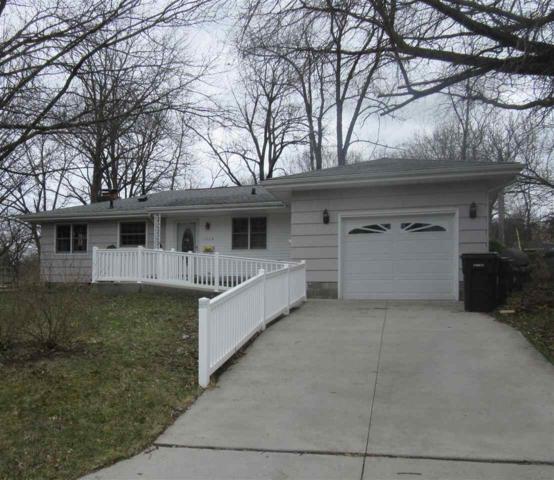 1024 W 14 Th Street Street, Cedar Falls, IA 50613 (MLS #20191881) :: Amy Wienands Real Estate