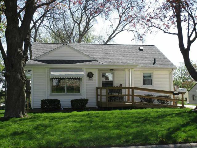915 Oregon Street, Waterloo, IA 50702 (MLS #20191886) :: Amy Wienands Real Estate