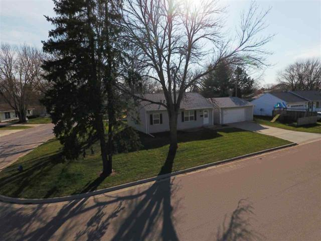 511 Greenbrier Road, Waterloo, IA 50703 (MLS #20191892) :: Amy Wienands Real Estate