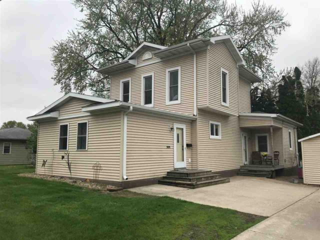 300 Mill Street, Traer, IA 50675 (MLS #20192379) :: Amy Wienands Real Estate