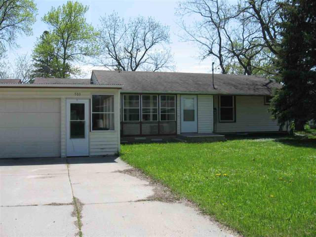 703 Main Street, Alden, IA 50006 (MLS #20192525) :: Amy Wienands Real Estate