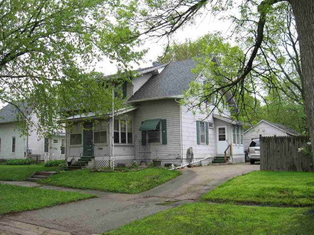 516 Polk St, Iowa Falls, IA 50126 (MLS #20192538) :: Amy Wienands Real Estate