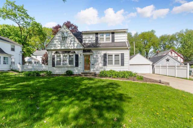 1018 Kimball Avenue, Waterloo, IA 50701 (MLS #20192552) :: Amy Wienands Real Estate