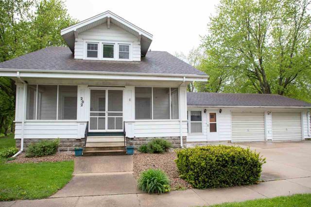 202 W South Street, Shell Rock, IA 50670 (MLS #20192556) :: Amy Wienands Real Estate