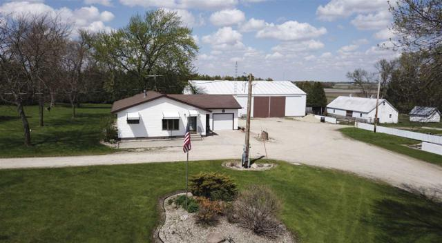 18723 260th, Aplington, IA 50604 (MLS #20192564) :: Amy Wienands Real Estate
