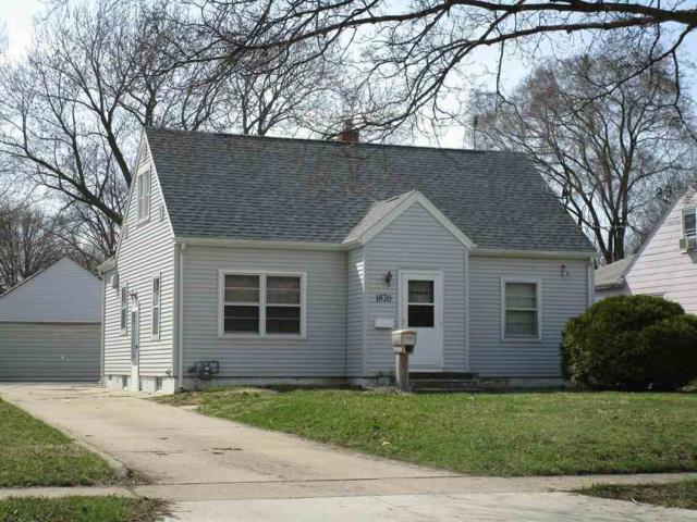 1820 W 6, Waterloo, IA 50702 (MLS #20192583) :: Amy Wienands Real Estate